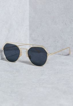 Double Bar Sunglasses