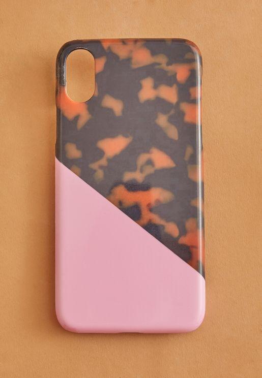 Tortoise Shell iPhone X/XS Case