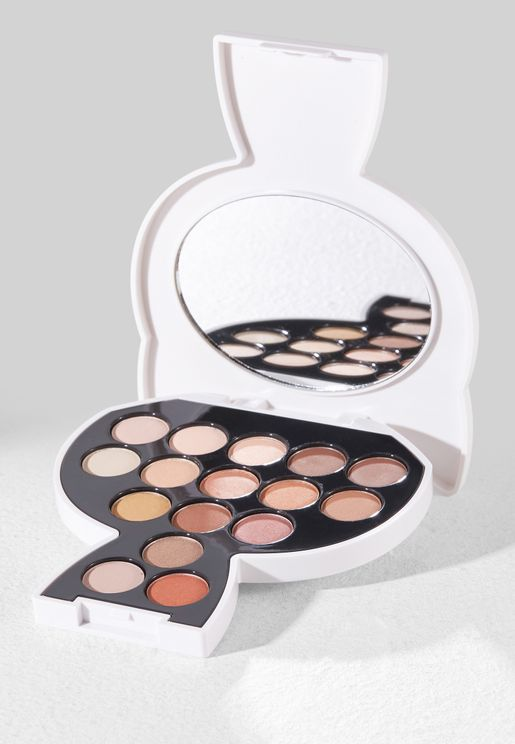 Choupette Eyeshadow Palette Day To Night - NUDE