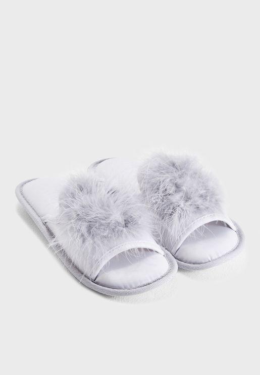 Tanya Bedroom Slippers