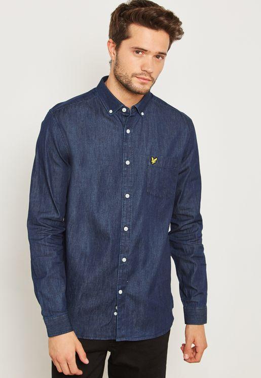 Essential Denim Shirt