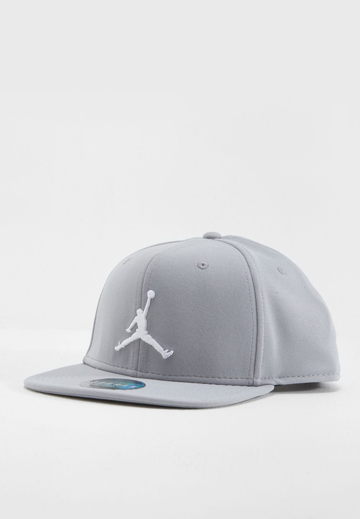 ed067794d085 Shop Nike grey Jordan Jumpman Snapback 861452-012 for Men in UAE -  NI727AC46XTT