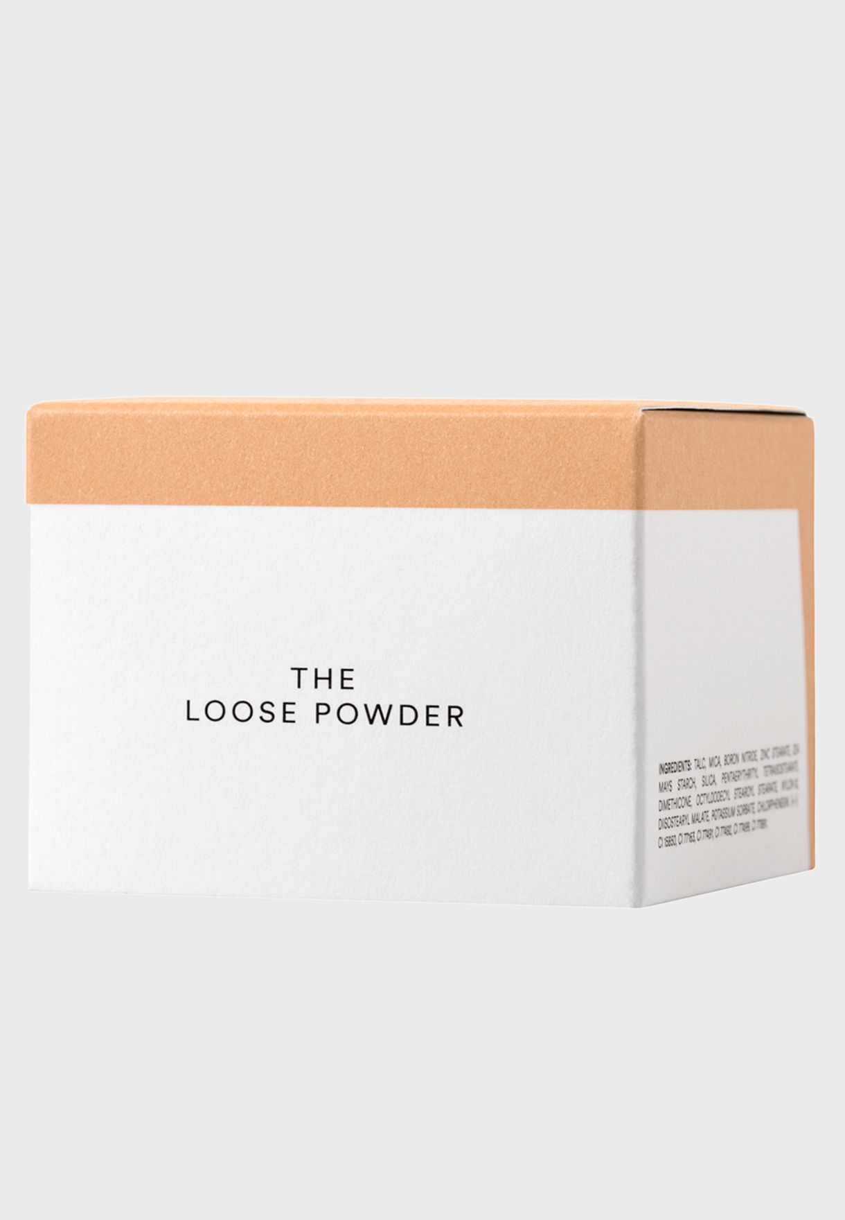 The Loose Powder 103