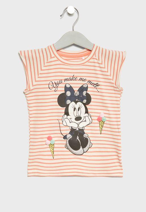 Infant Minnie T-Shirt