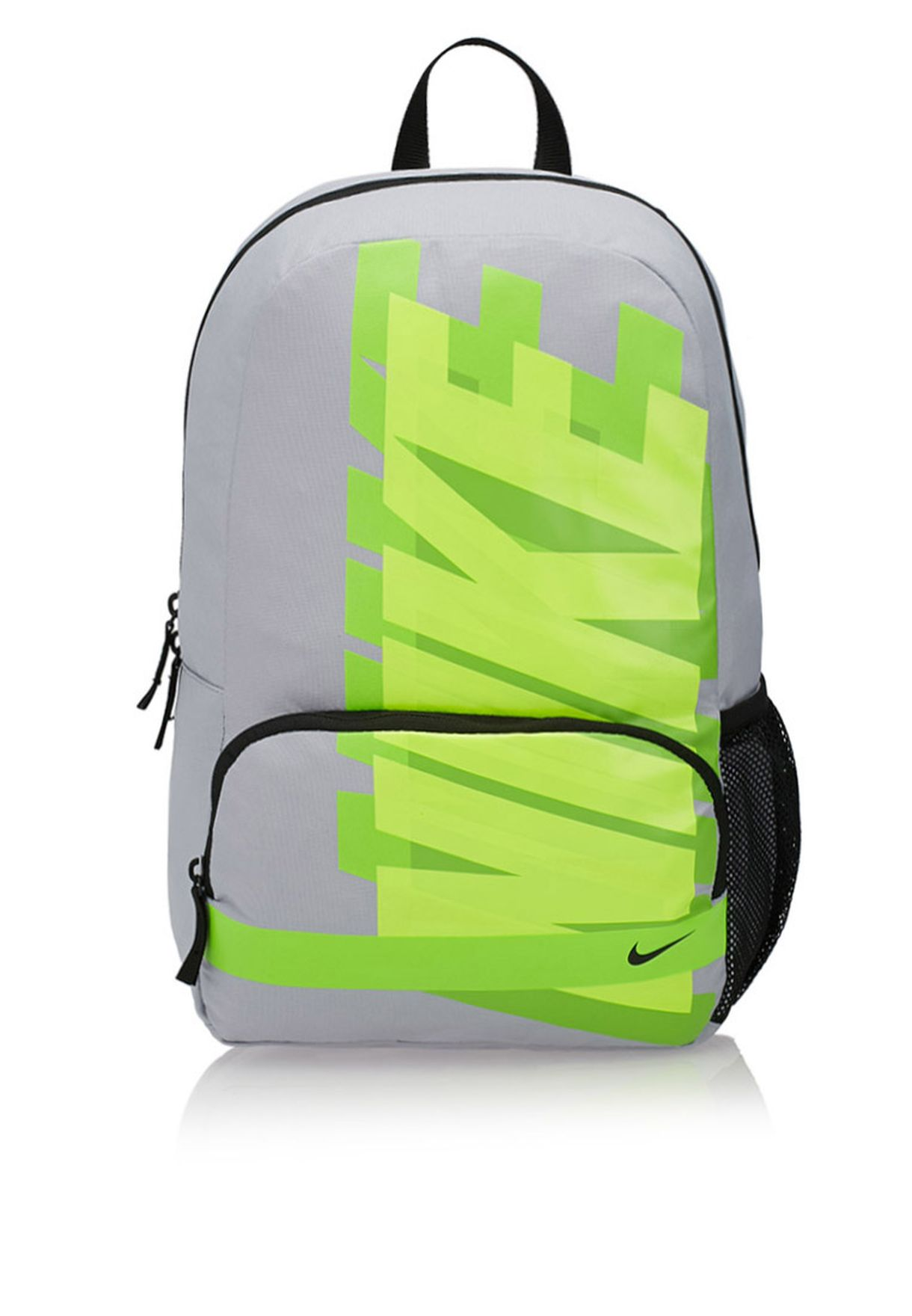 b3cb7f2af9 Shop Nike grey Classic Turf Backpack NEQP-BA4865-011 for Men in UAE ...