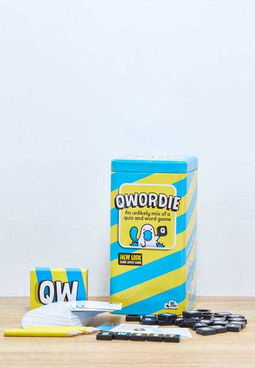 Qwordie Quiz & Word Game