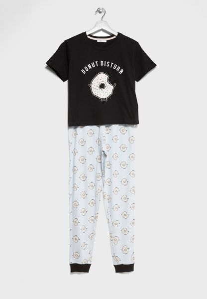 Teen Donut Leggings