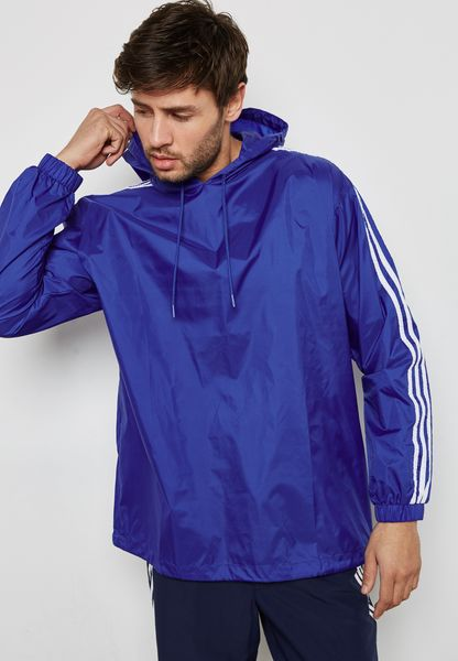 Poncho Windbreaker Jacket