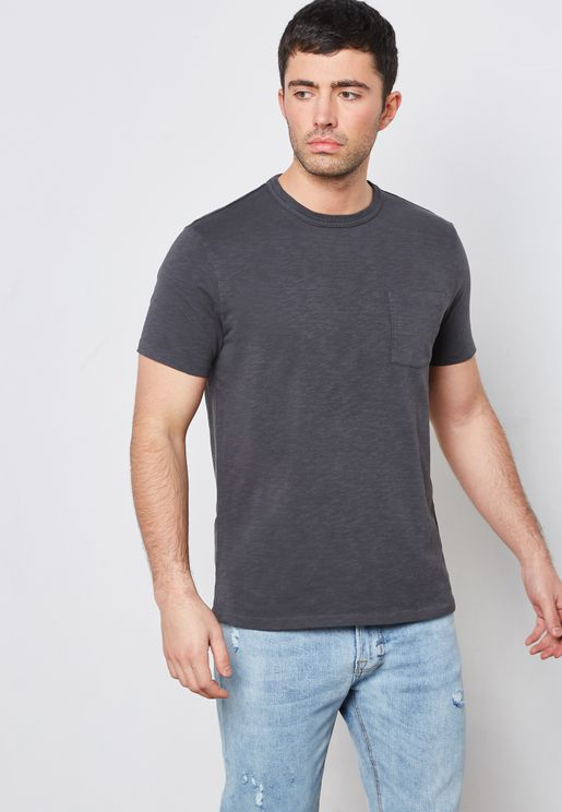Dye Pocket T-Shirt