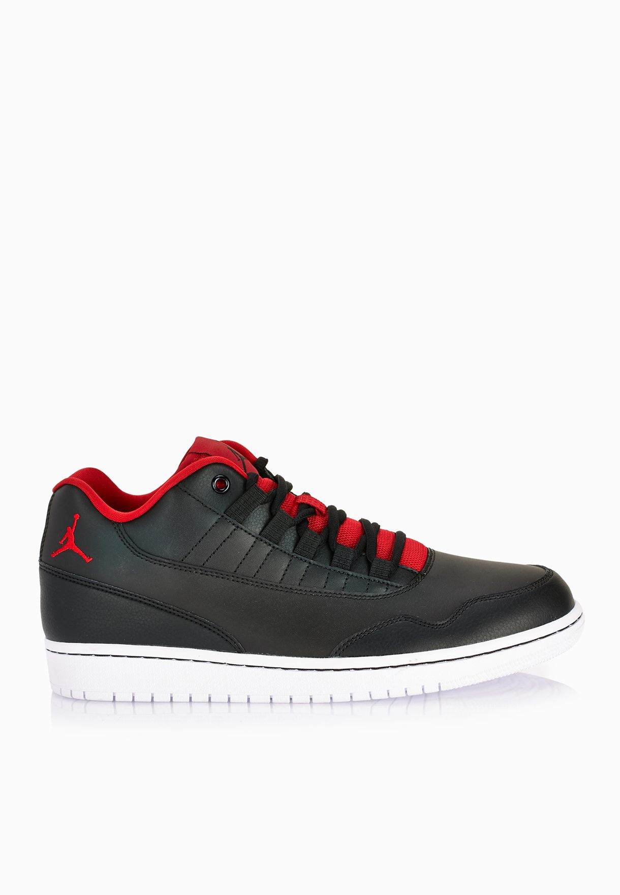 5e58b1f9b61 Shop Nike black Jordan Executive Low 833913-001 for Men in Oman ...