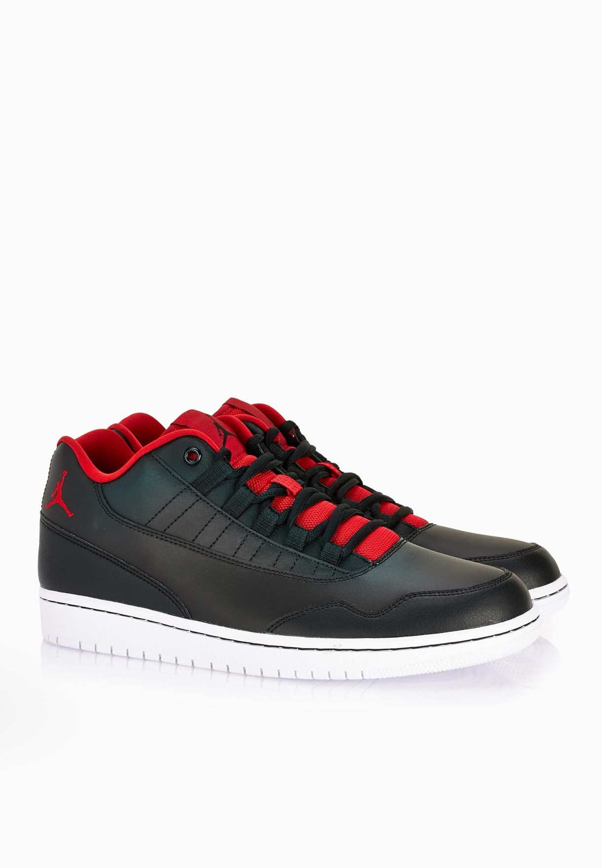 7d82dd6b231 Shop Nike black Jordan Executive Low 833913-001 for Men in Qatar ...