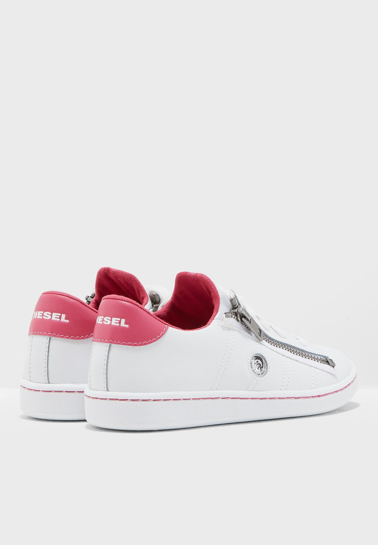 Youth Side Zip Sneaker