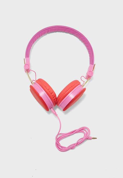 Heart Shape Headphones