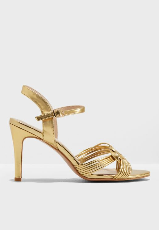 Scottie Heeled Sandal
