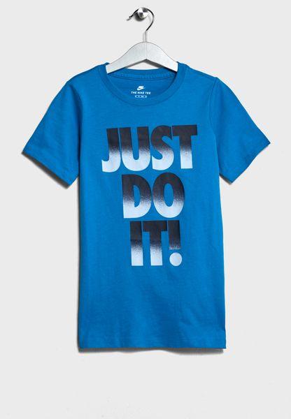 Kids Just Do It T-Shirt