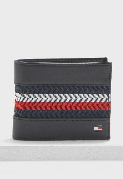 Tommy Hilfiger Corp Webbing Mini  Wallet