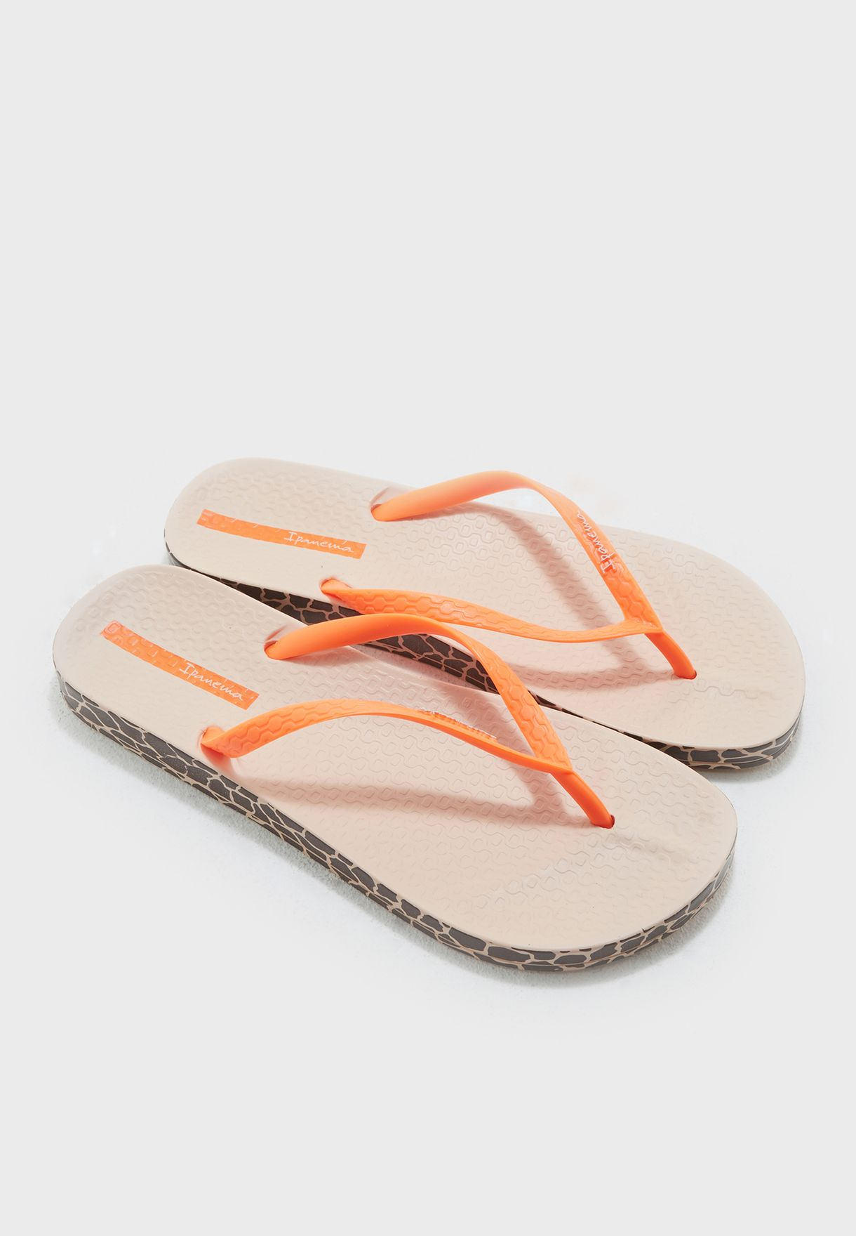 be37b2418 Shop Ipanema multicolor Anatomica Soft Flip Flops 25924 20907 02064 ...