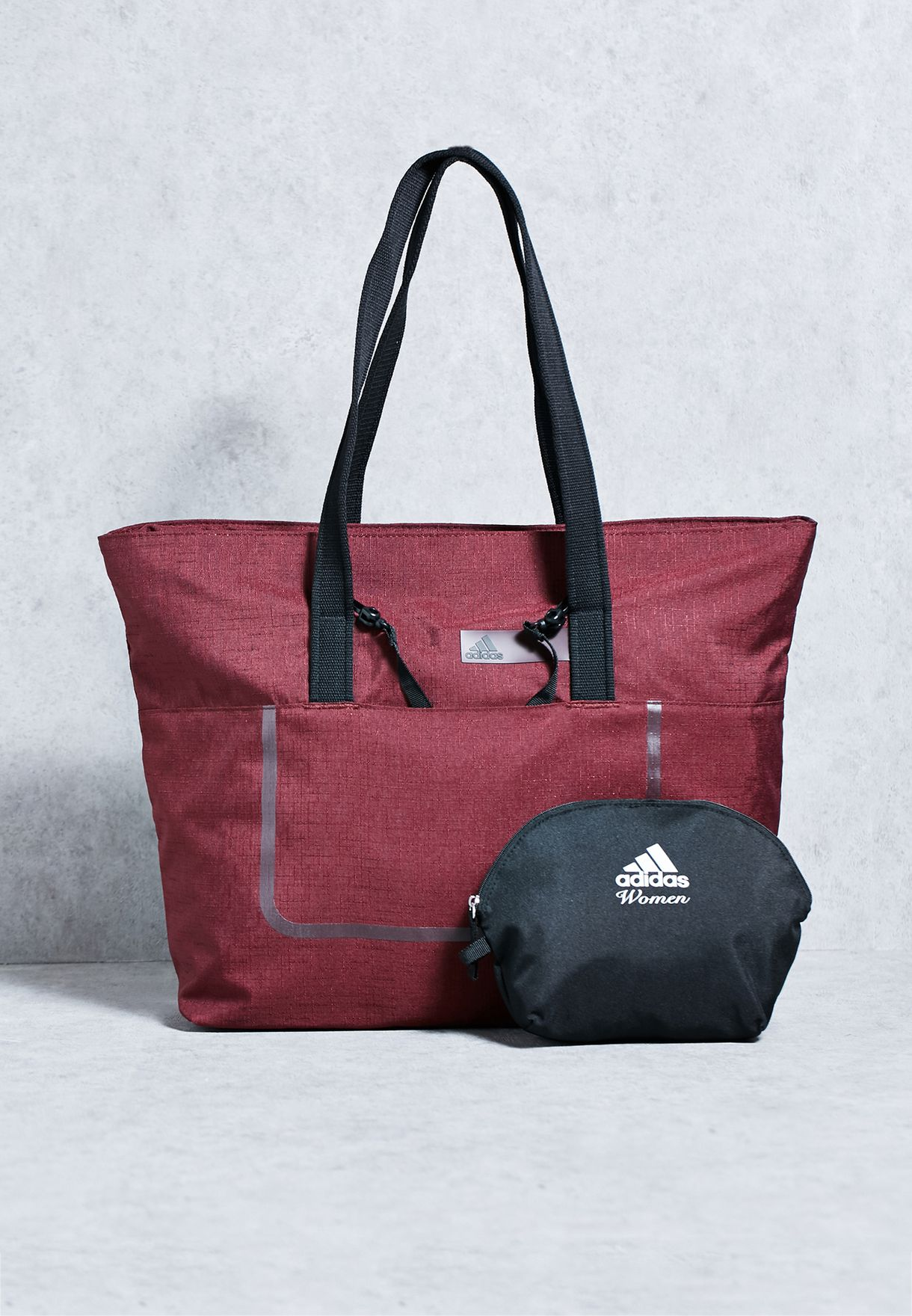 d5748e4c4d Shop adidas red Better Sol Tote S99726 for Women in Oman - AD476AC36VNR
