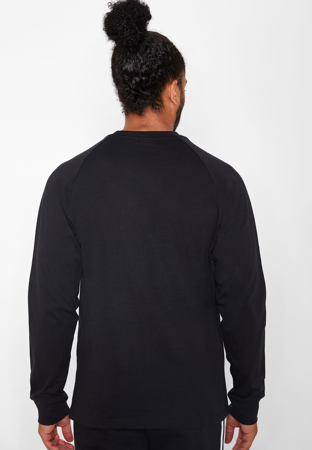 3 Stripes Casual Men's Long Sleeve T-Shirt