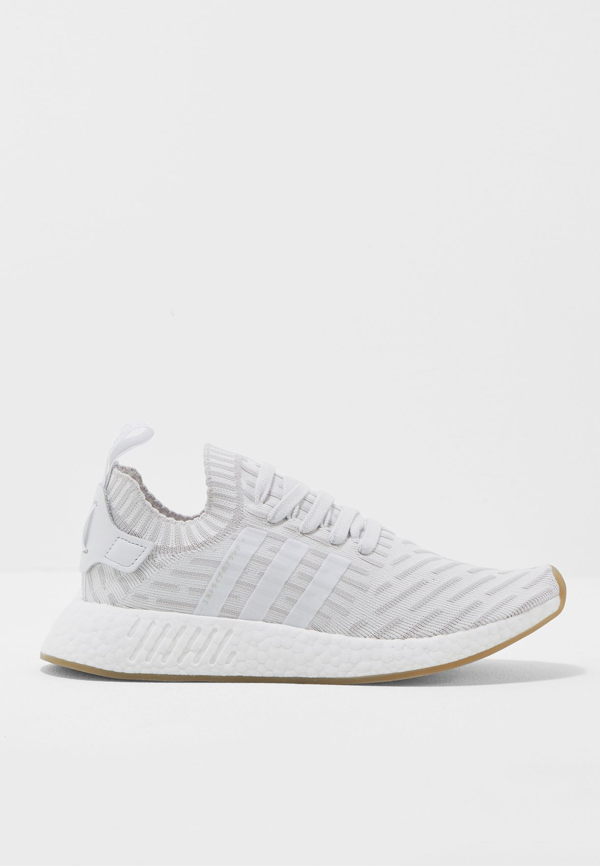32d2ce20227883 Shop adidas Originals white NMD R2 PK W BY9954 for Women in UAE ...