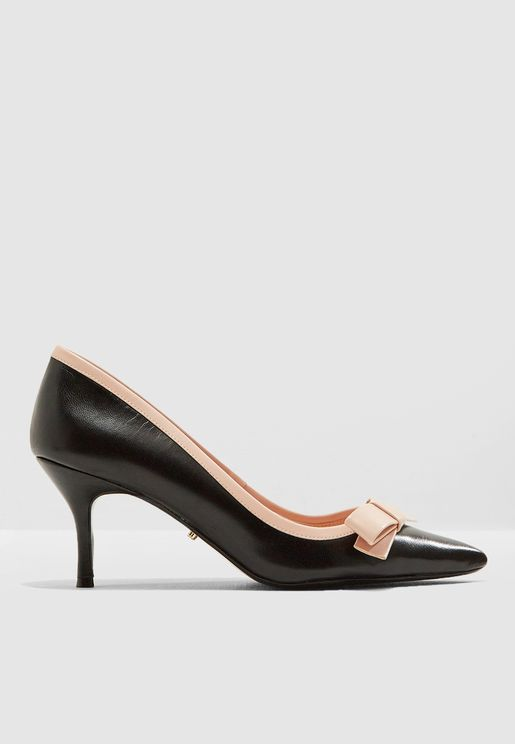 Besee Bow Pumps