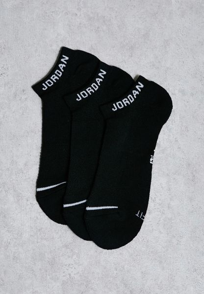 3 Pack Jumpman Socks