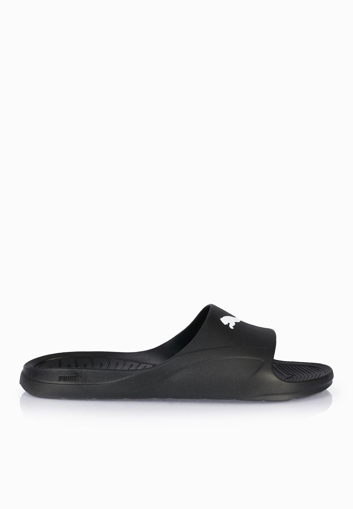 fe871cb433c Shop PUMA black Divecat Sandals 36027402 for Men in Oman - PU020SH36PJF