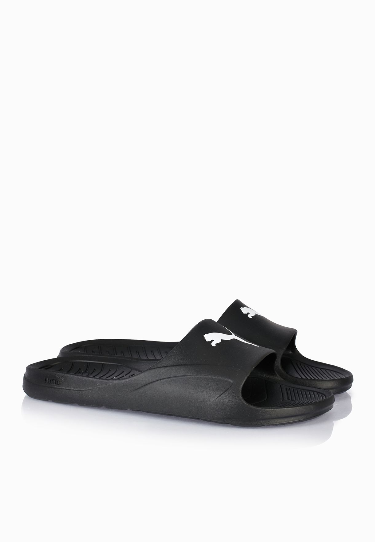 dae748b19e3 Shop PUMA black Divecat Sandals 36027402 for Men in Saudi ...