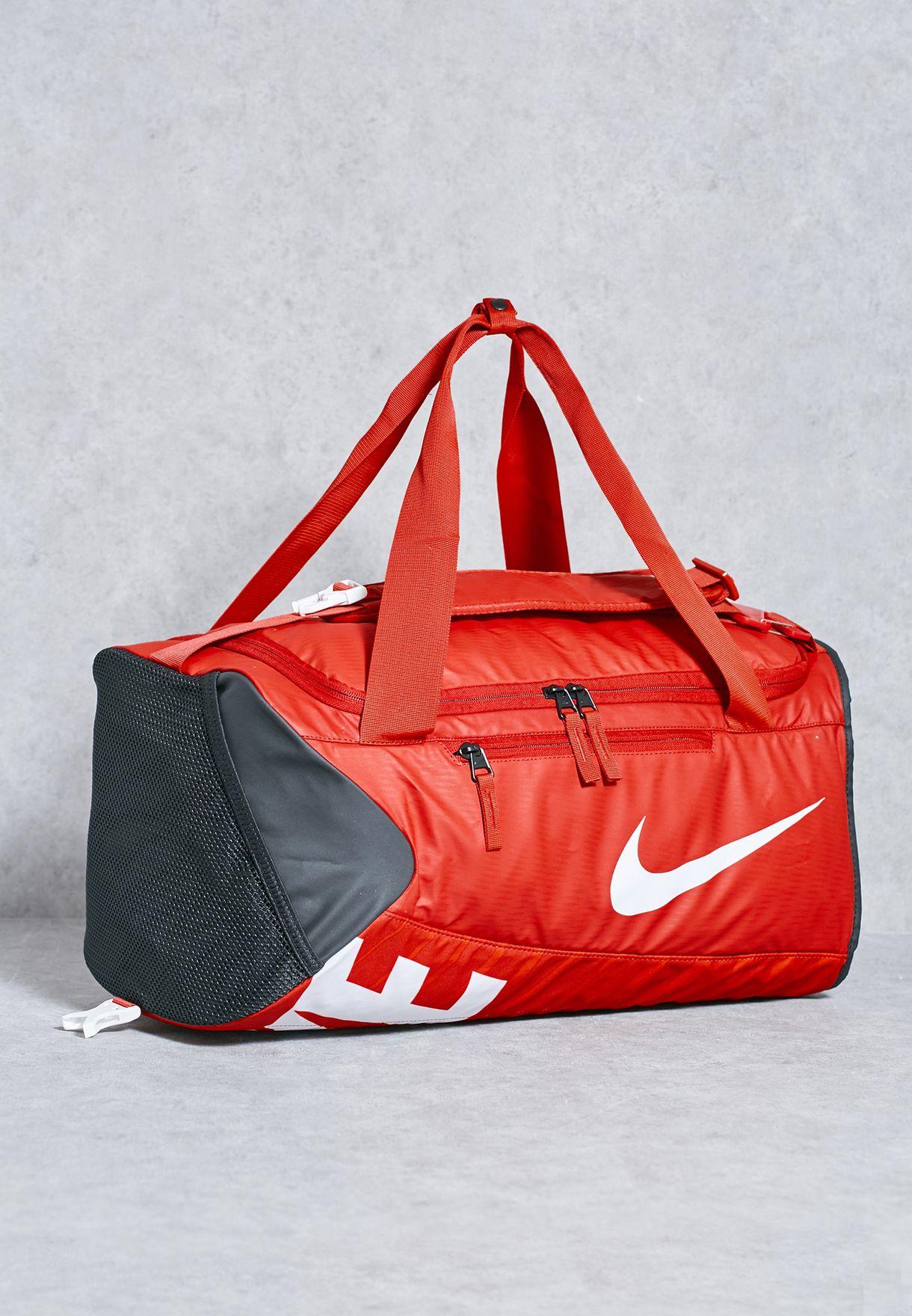 Shop Nike red Small Alpha Adapt Crossbody Duffel Bag BA5183-687 for ... 3cfea3b36018d