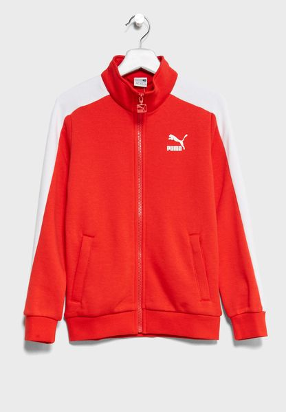 Youth Classic Track Jacket