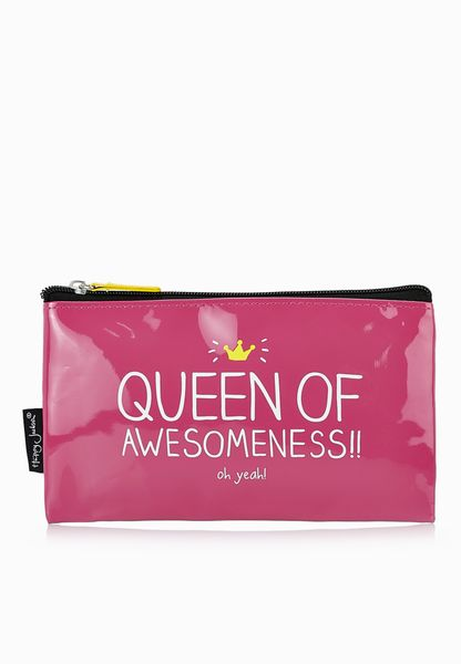 Queen of Awesomeness Pouch