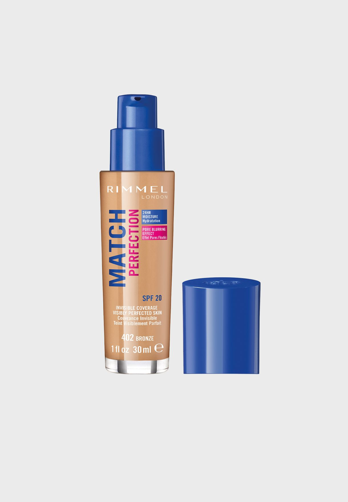 Match Perfection Foundation- 402 Bronze