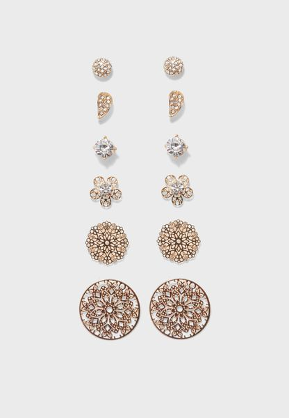 Multipack Brearith Earrings