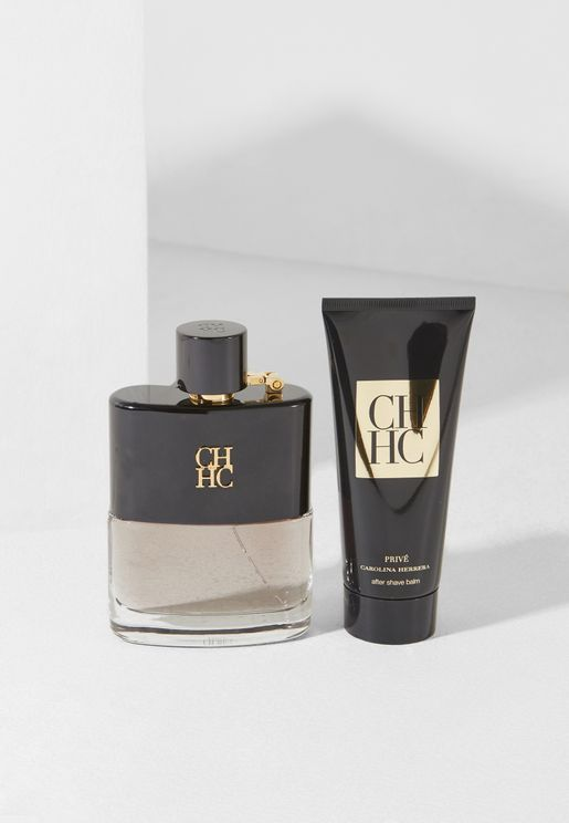 CH Prive For Men - 100ml EDT+100ml ASB