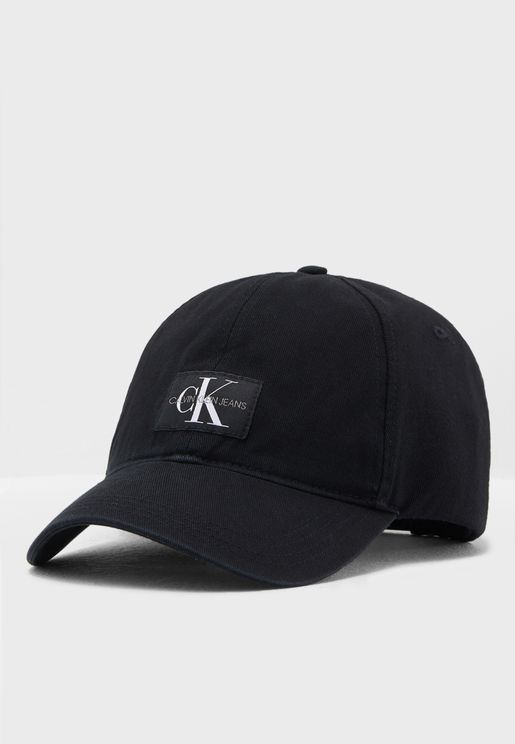 Monogram Curved Cap