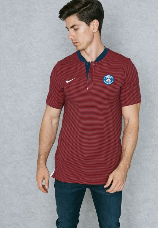 PSG Modern Authentic T-Shirt