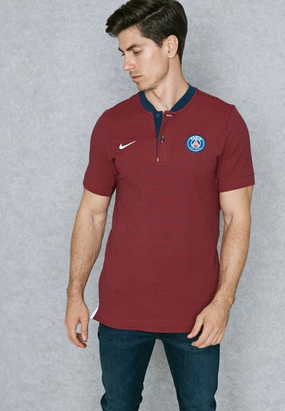 PSG Modern Authentic Polo