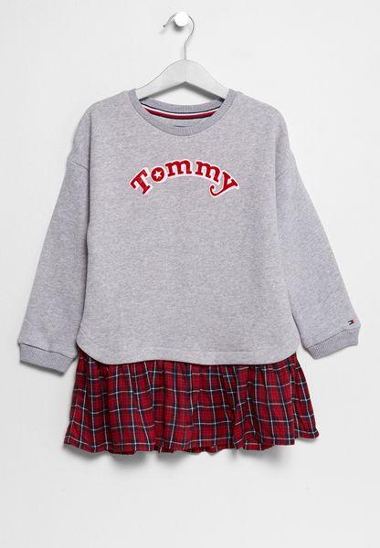 Teen Combi Dress