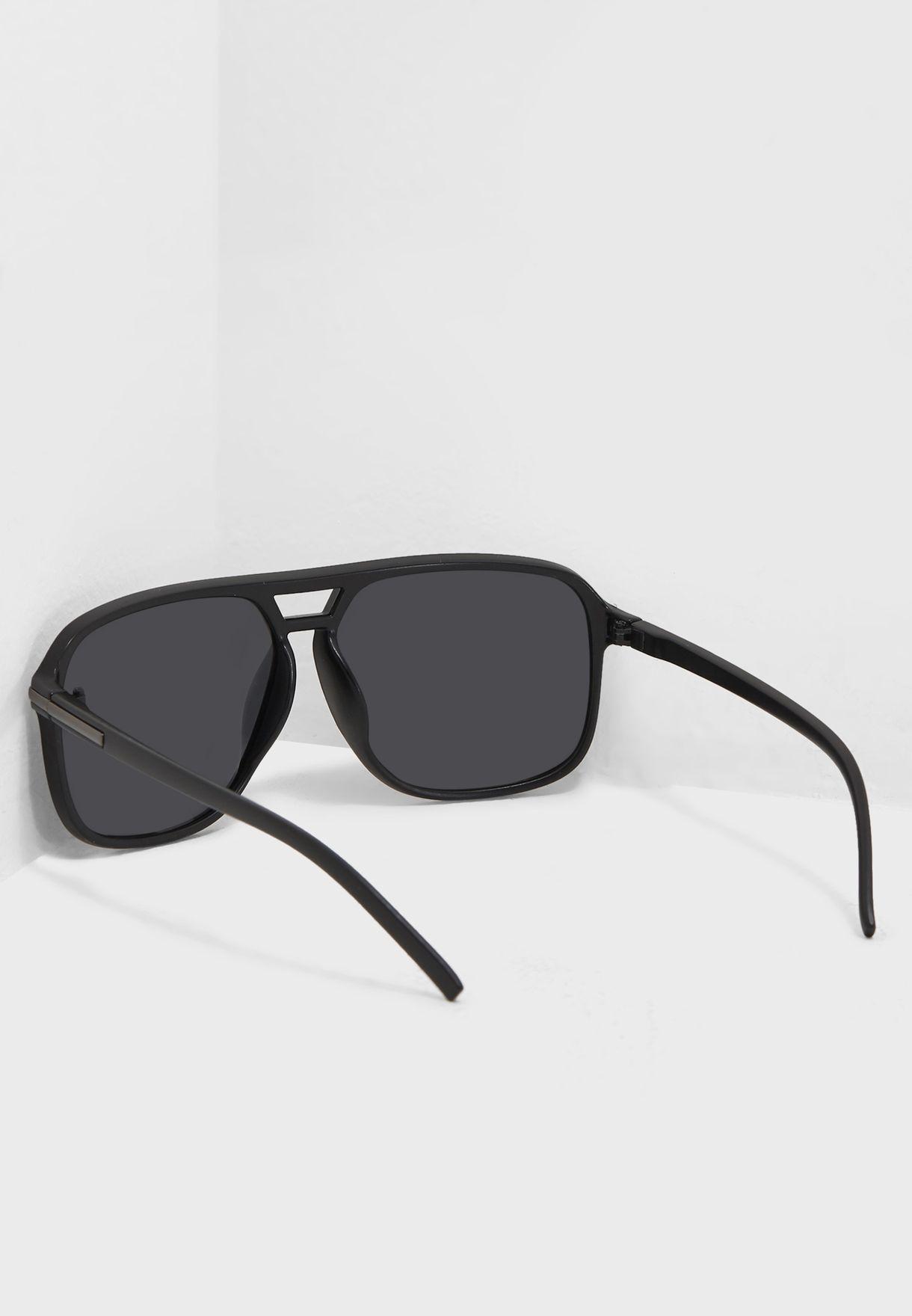 نظارة شمسية رترو كبيرة