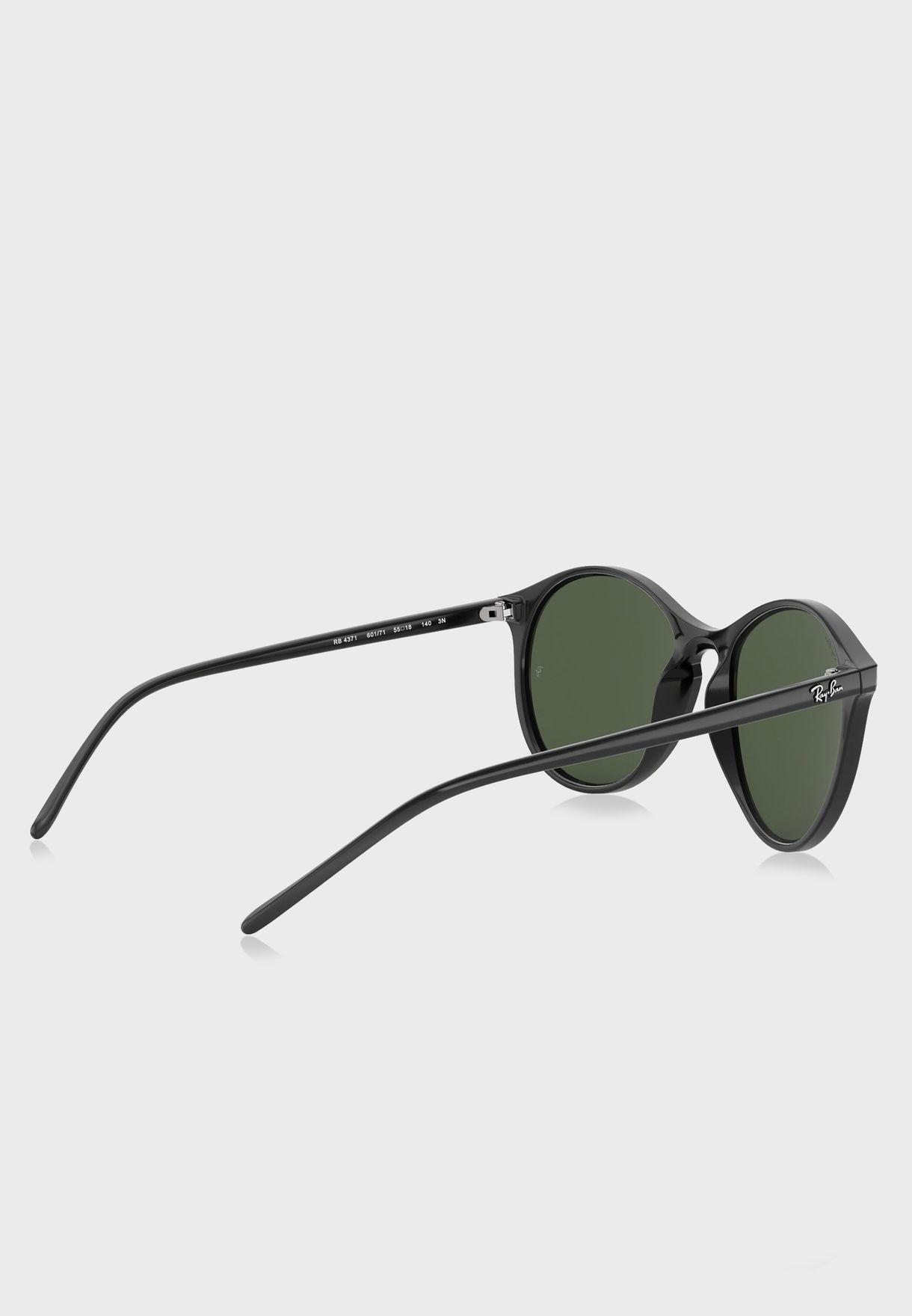 0RB4371 Wayfarer Sunglasses