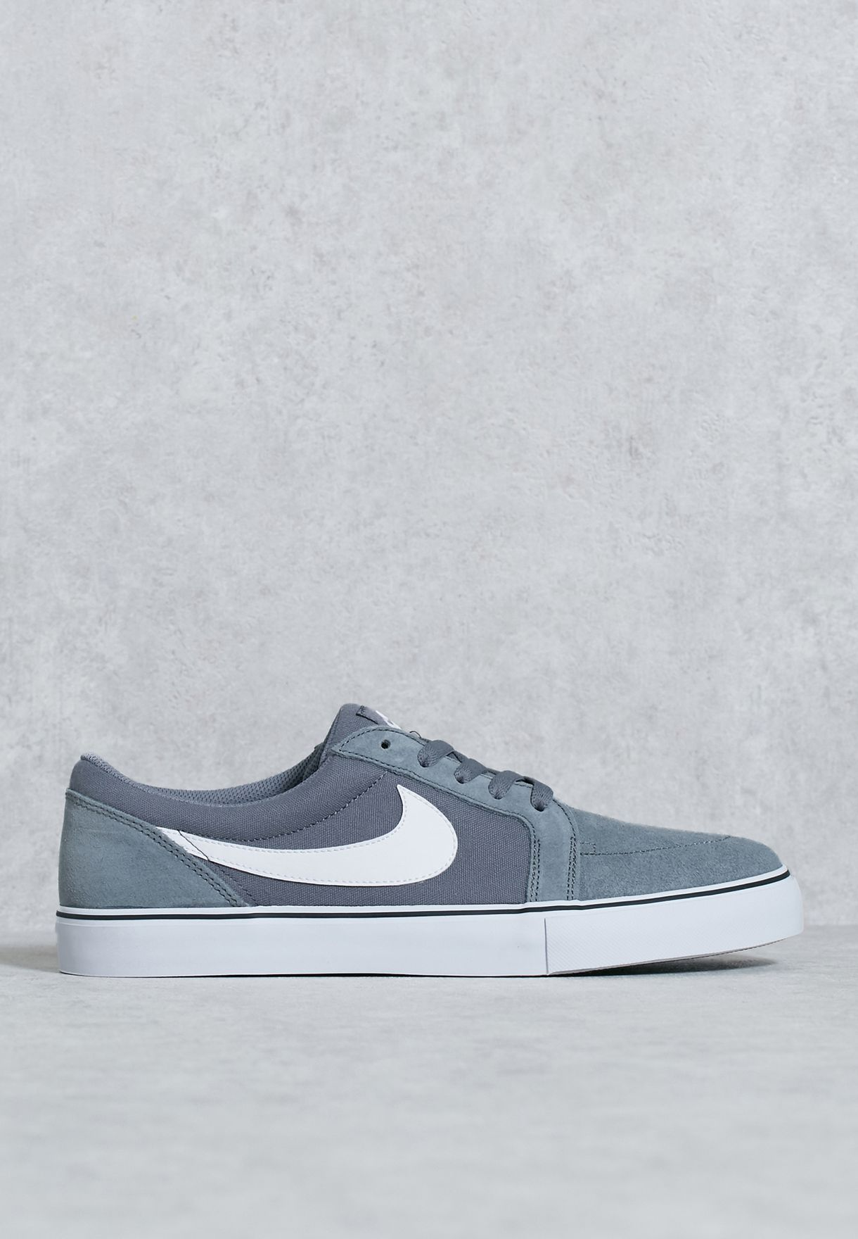 Shop Nike Grey Sb Satire Ii 729809 010 For Men In Globally