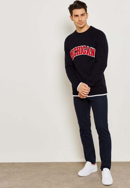 Michigan Sweater