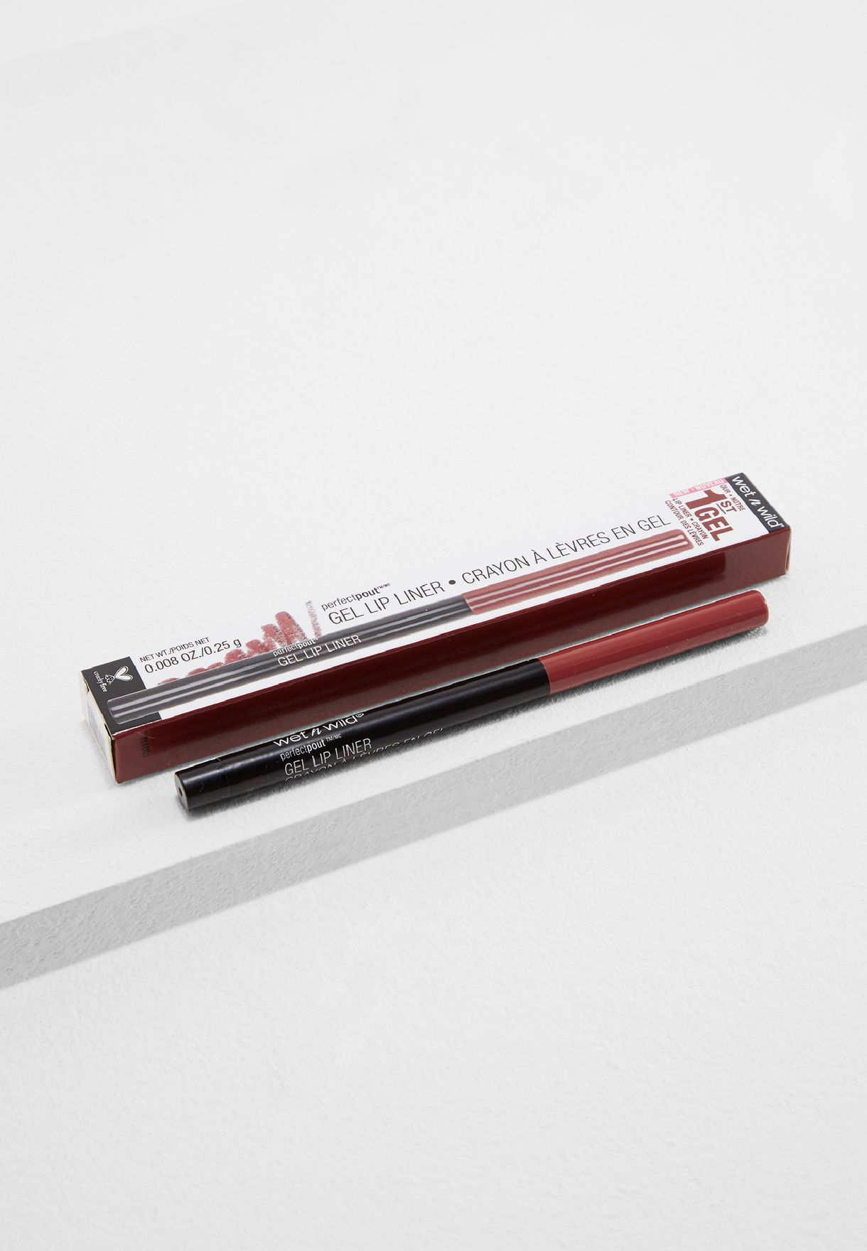 Perfect Pout Gel Lip Liner - Gone Burgundy