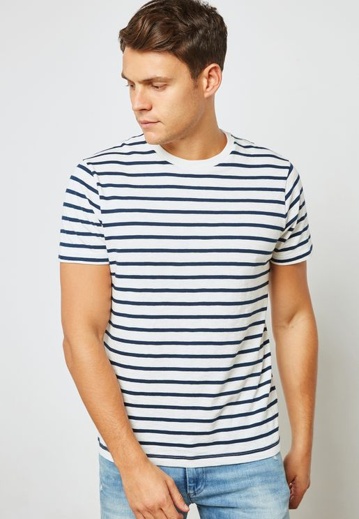 Deck Striped T-Shirt