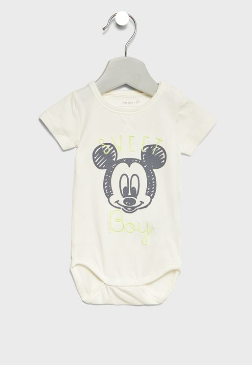 Infant Mickey Bodysuit
