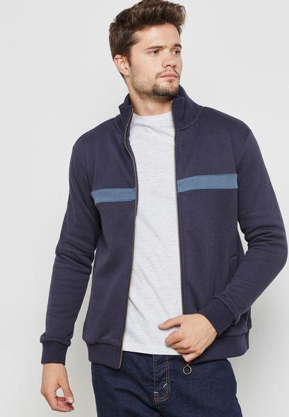 Chest Stripe Jacket