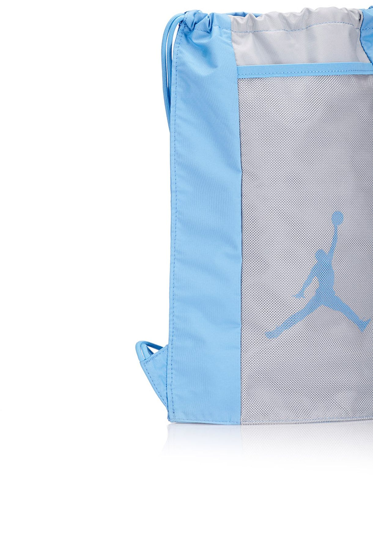 dce9b1c4f208 Shop Nike blue Jordan Dominate Gymsack 612839-412 for Men in ...