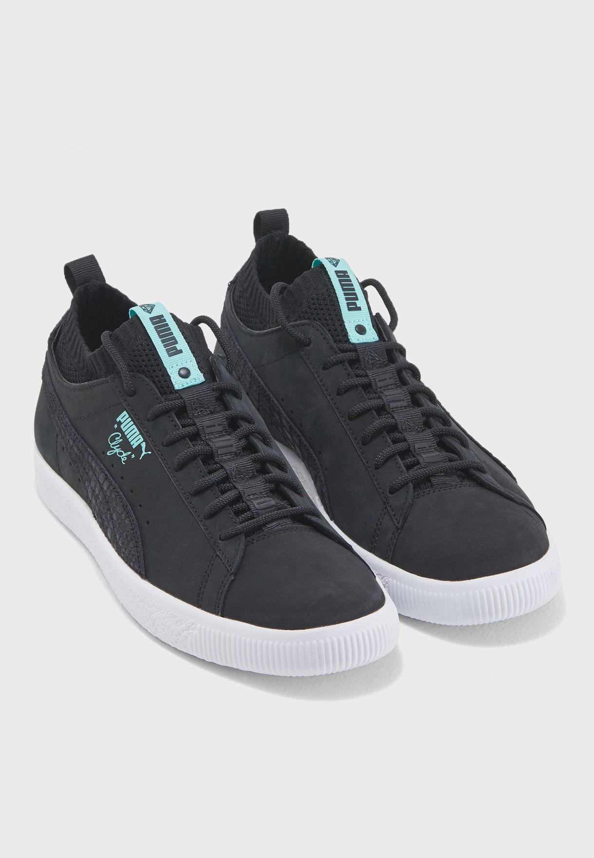 Sock For Men 36565301 Lo Shop In Diamond Black Puma Clyde TC0Ct
