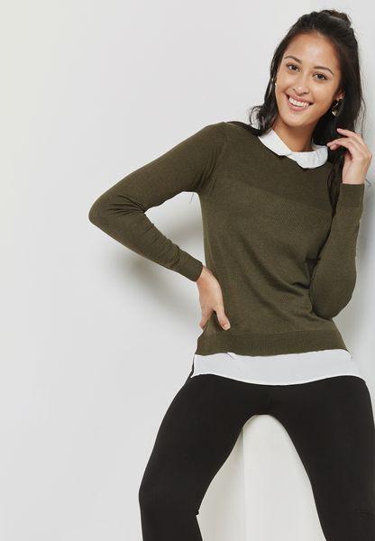 2 In 1 Sweater