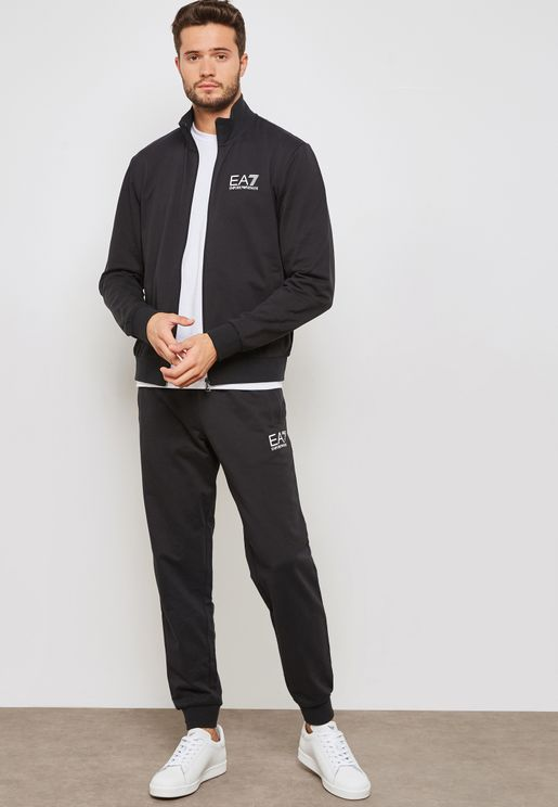 Train Core Sweatshirt & Sweatpants